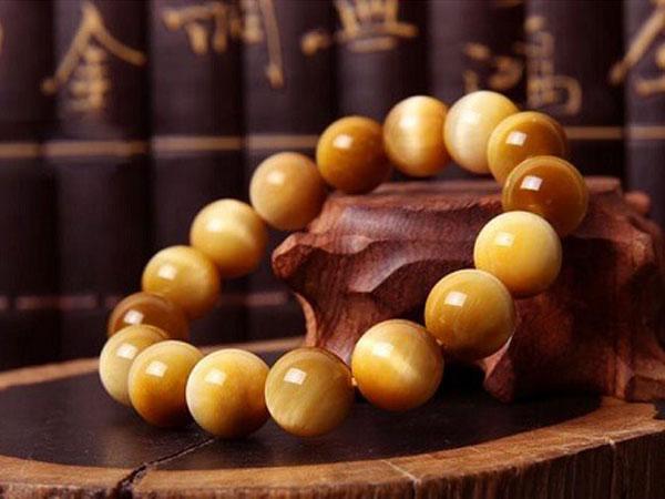 ĐÁ MẮT HỔ VÀNG TÂM - Tổng quan kiến thức, ý nghĩa và công dụng của đá mắt hổ vàng tâm